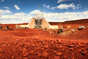 BHP prevented mine expansion from blowing up in its face