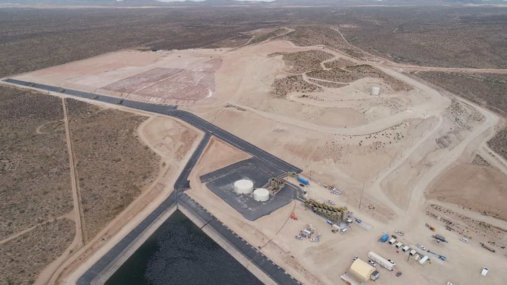 Equinox Gold Completes Construction of Phase 1 Castle Mountain Mine