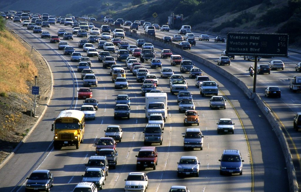 California is banning gasoline cars. Now the EV race begins