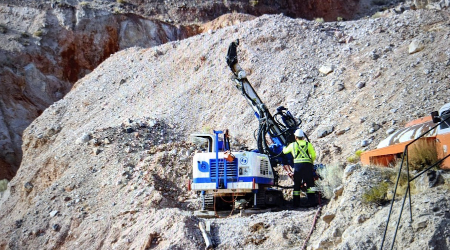 Ares Strategic Mining allowed to start operations at US' only fluorspar mine