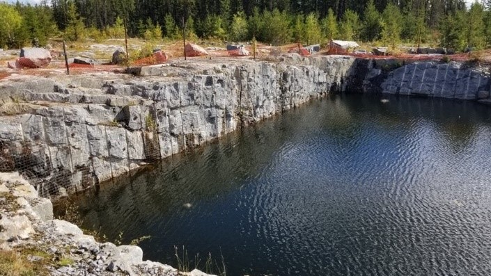 Rockcliff completes earn-in on Bur property in Manitoba