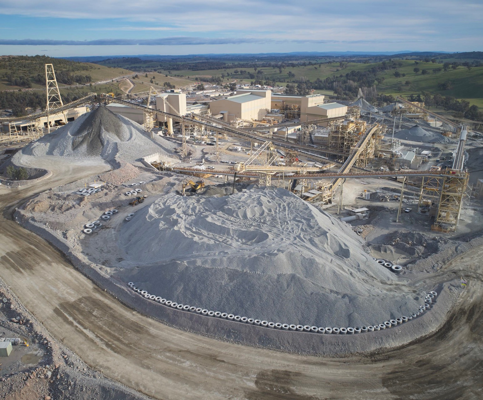 Newcrest approves second-stage expansion of Cadia gold mine