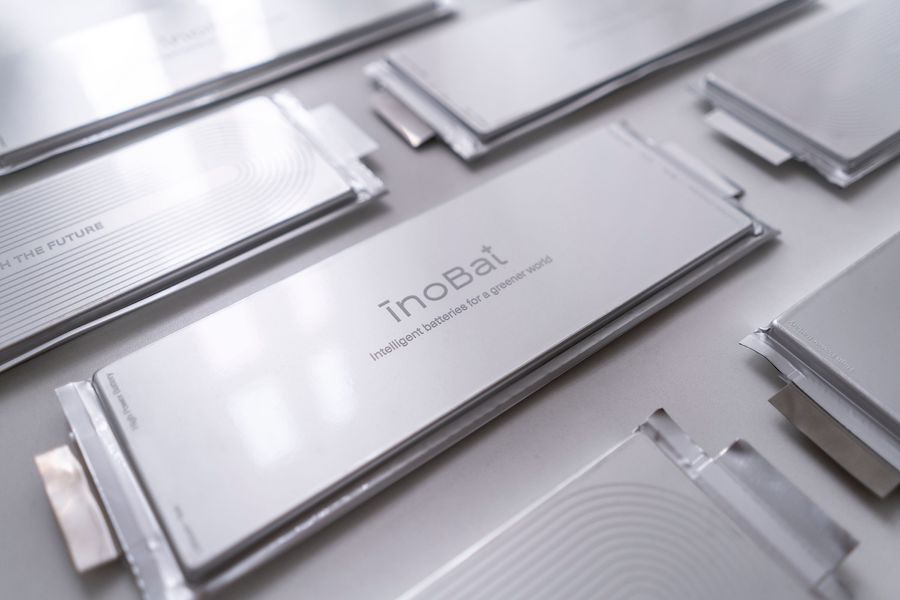 "Europe's InoBat unveils world's first ""intelligent"" EV battery"