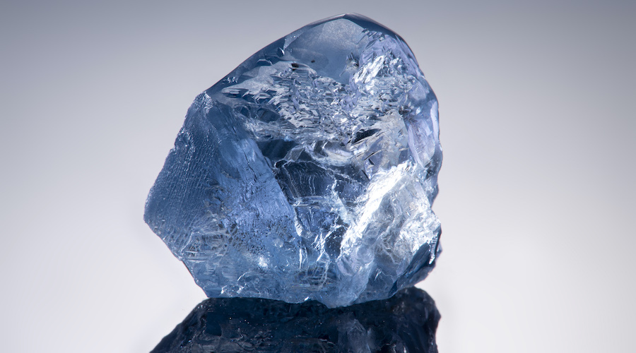Petra Diamonds to sell five blue diamonds recovered within a week at Cullinan mine