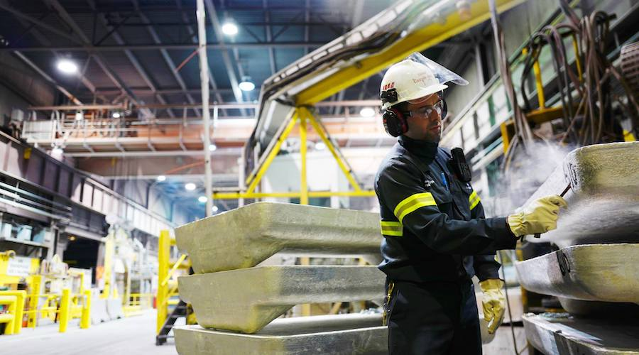 Rio, Lafarge, Geocycle to reuse aluminium waste to make cement