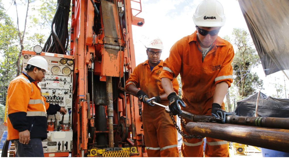Solgold shares up 10% on Blanca drilling update
