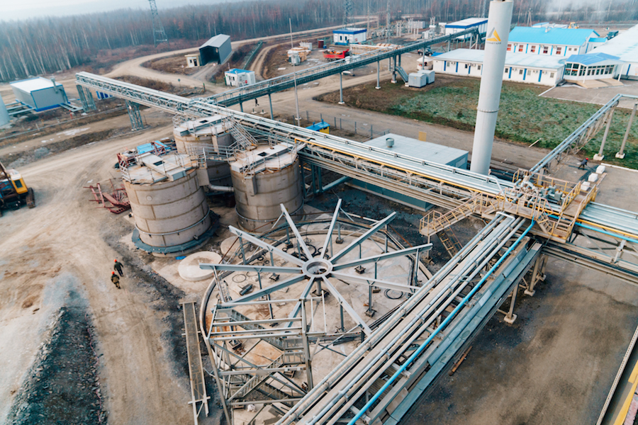Polymetal to build $80m gold mine in Russia's Far East