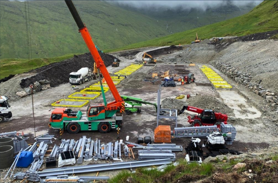 Scotland's first commercial gold mine to open in November