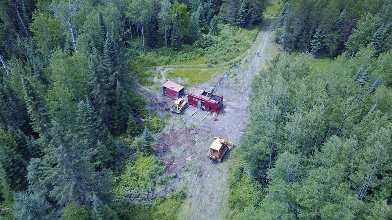 Great Bear advances Dixie gold project in Ontario
