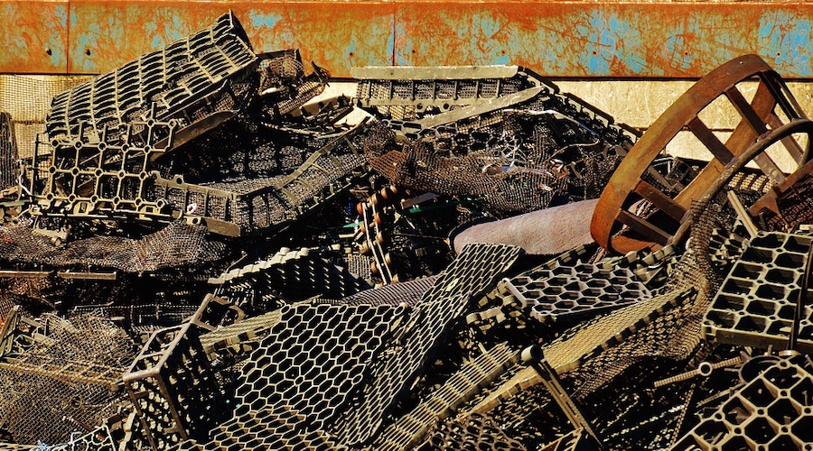 Demand for scrap metal expected to grow in next two decades - report
