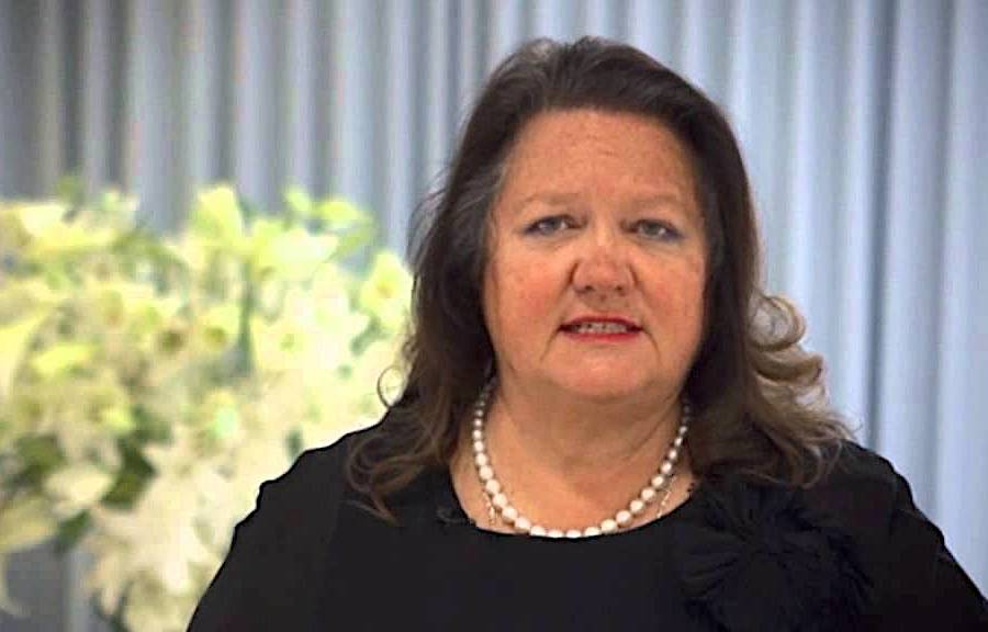 Billionaire Gina Rinehart wealth swells with Hancock's A$4bn profit