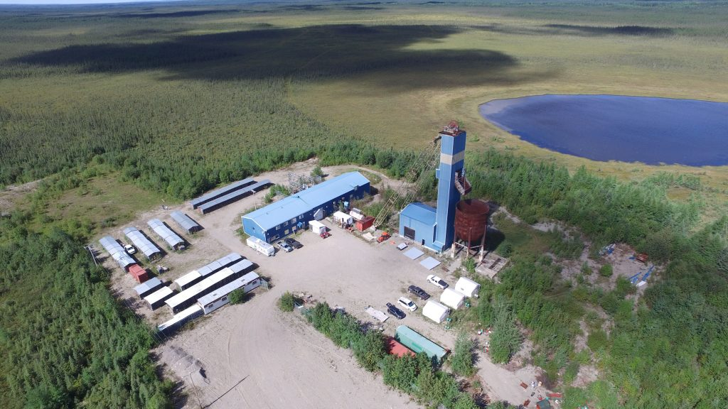 Maple defines new exploration targets at Douay