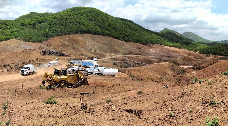 Mexico approves Minera Alamos' environmental statement for La Fortuna gold project