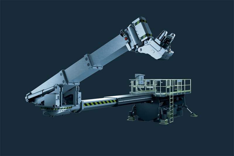 Metso Outotec extends mill reline offering with high-capacity Mill Reline Machine