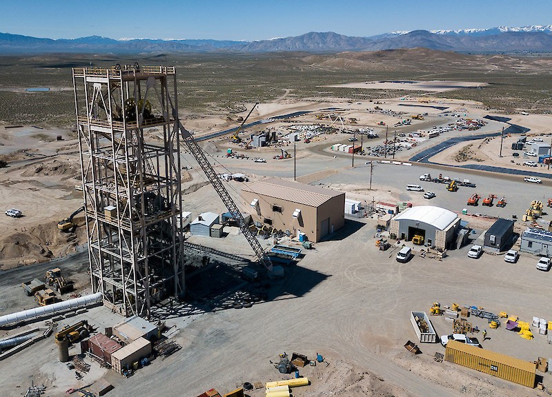 Nevada Copper agrees to terms on new financing