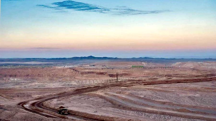 BHP to ramp up Spence copper mine expansion