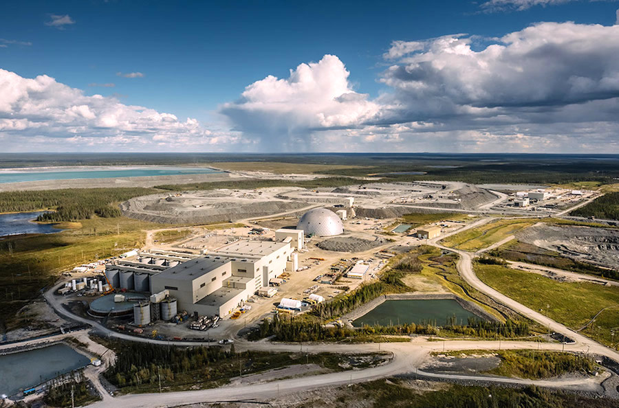 Kirkland Lake's results boosted by Detour mine