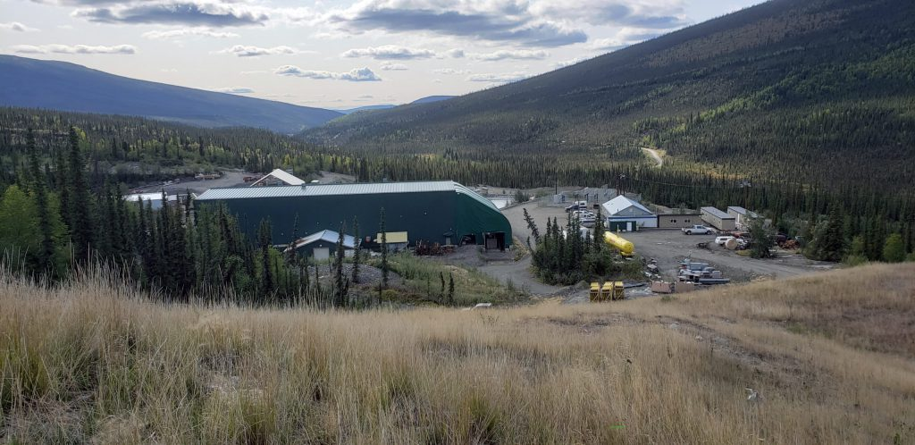 Alexco produces first concentrate at Keno Hill silver mine in Yukon