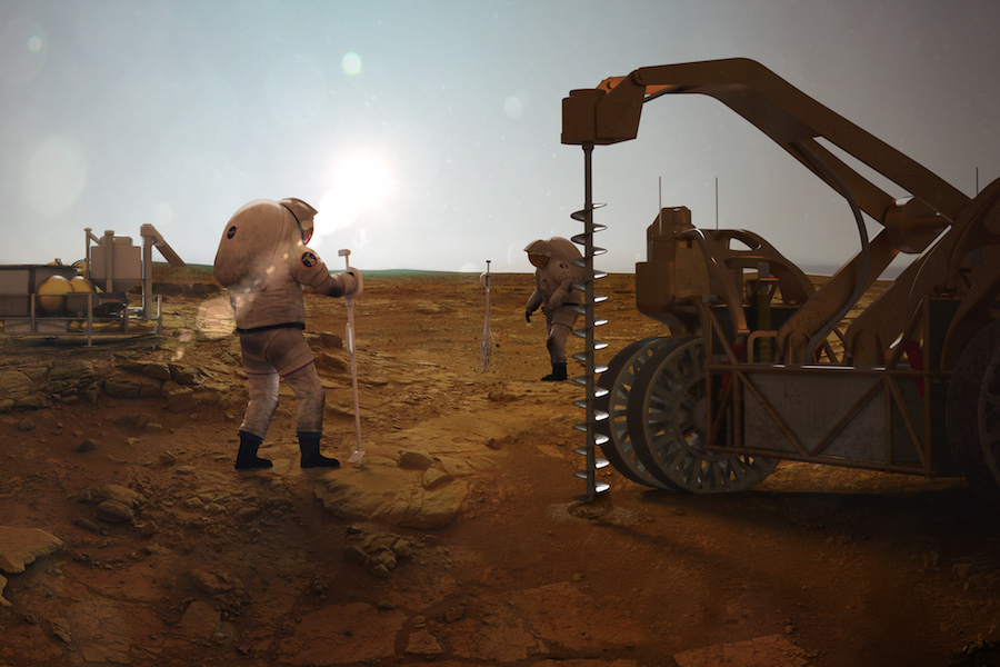 Luxembourg to create space resources centre