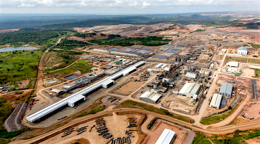 China Moly buys 95% of DRC copper-cobalt mine from Freeport for $550 mln