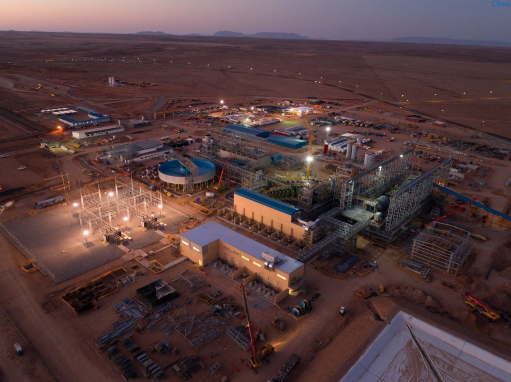 Vedanta's Gamsberg mine stays shut as search continues for trapped worker