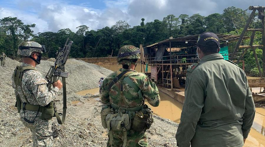 Illegal mining, drugs fund thousands of criminals operating in Venezuela