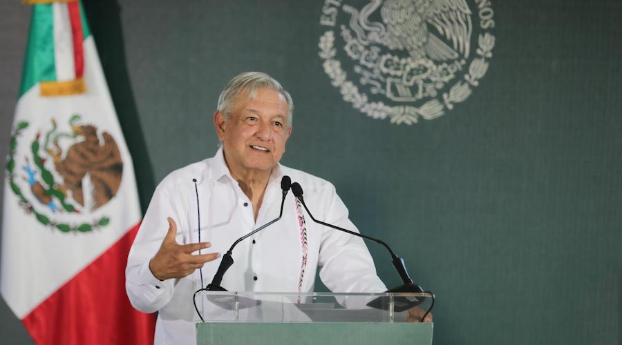 Mexican president pressures Canadian miner in simmering tax dispute
