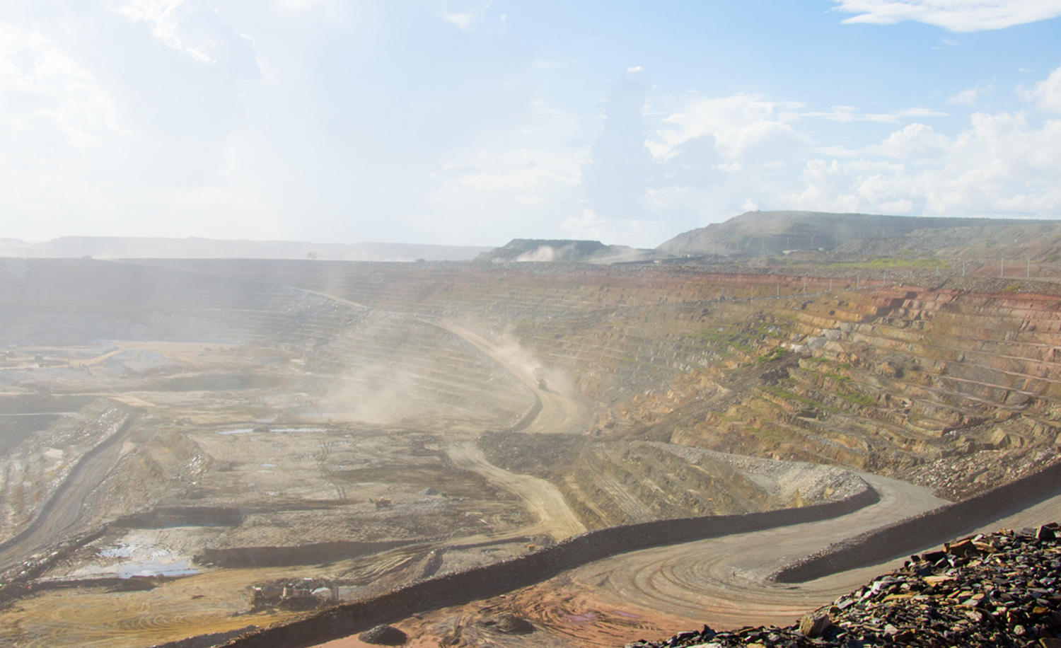 Rio completes initial work at Zambia copper project