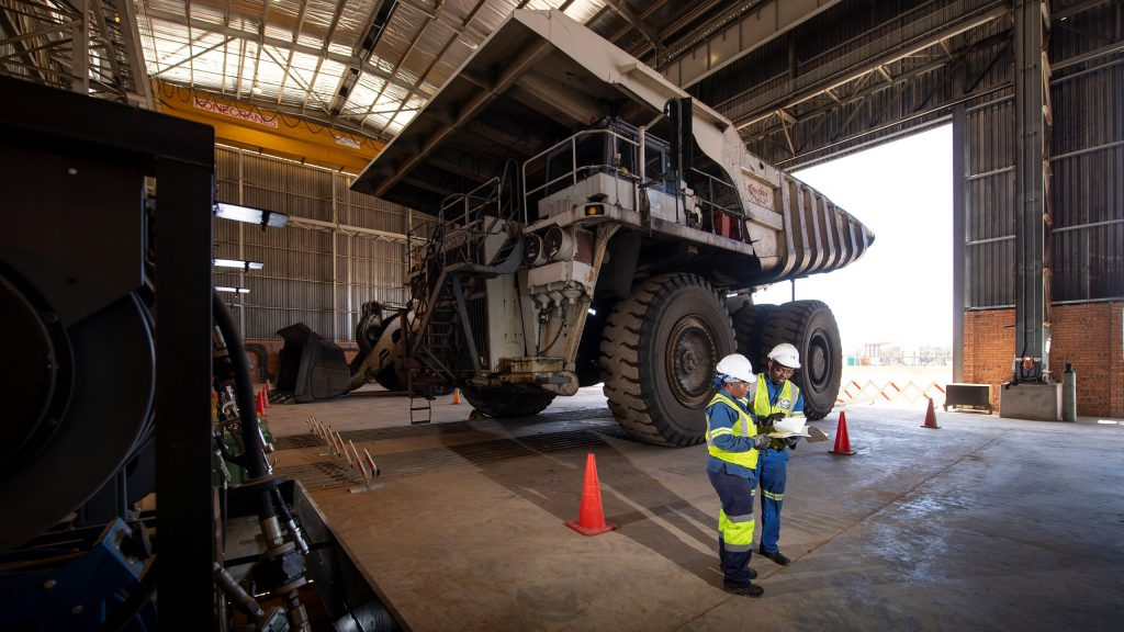 Anglo American's first-quarter production up 3%