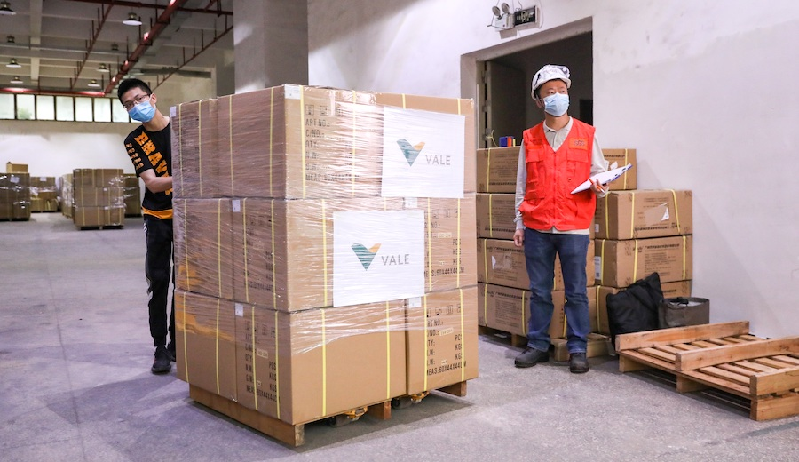 Vale adopts new global working model