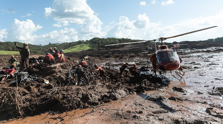Brumadinho dam collapse could have been predicted weeks in advance - study