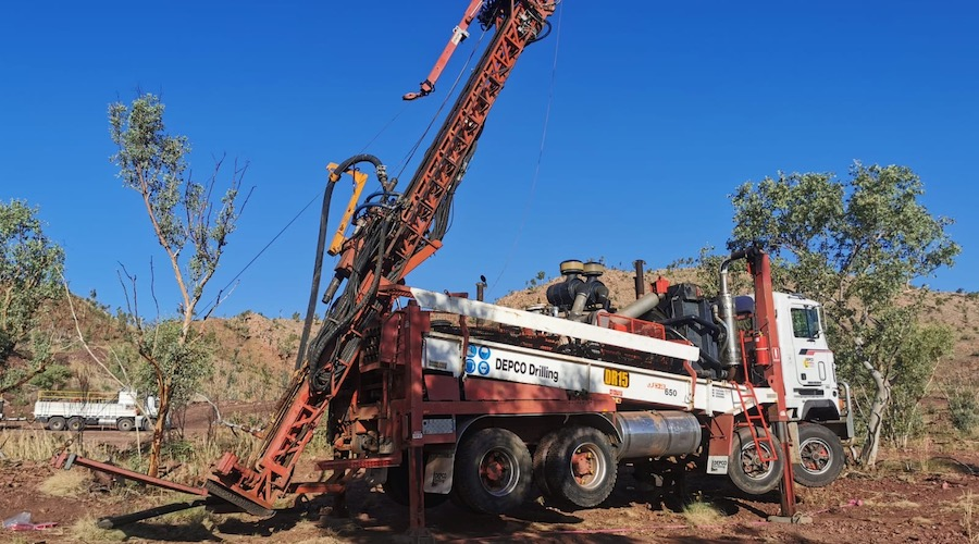 Castillo Copper to ramp up work at Mt Oxide project