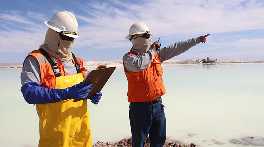 Chilean lithium miner SQM says relations with indigenous communities are improving
