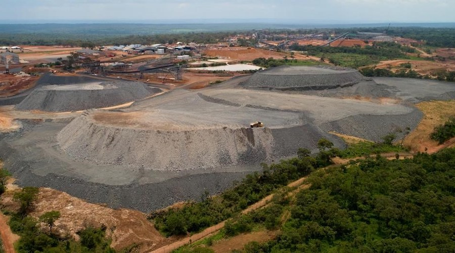 Initial production at Kamoa-Kakula expected in less than six months
