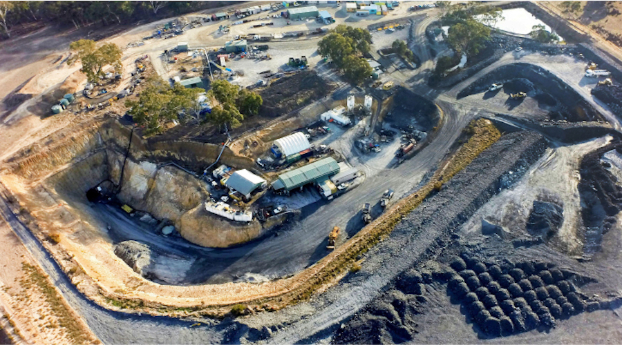 Mandalay Resources reports record production in 2020