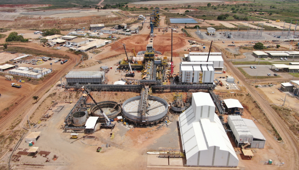 Mineracao Vale Verde and the Serrote copper-gold project