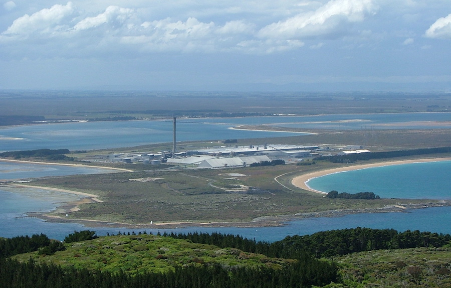 Rio Tinto to keep New Zealand aluminum smelter until 2024