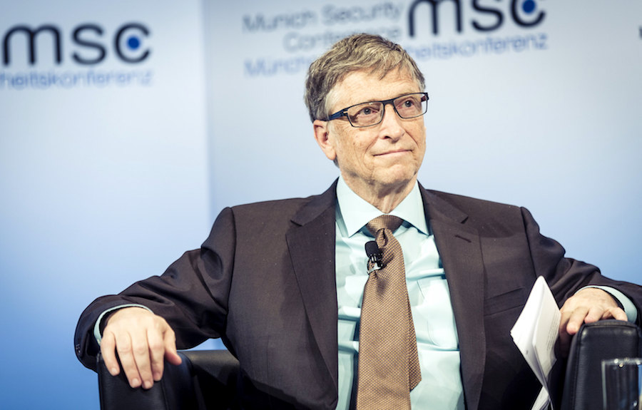 Gates, Bezos-backed fund offers $1bn to clean energy start-ups