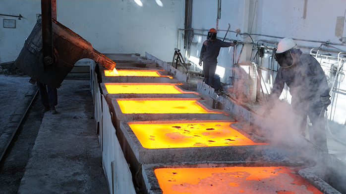 Copper price down while China's major copper smelters reduce production