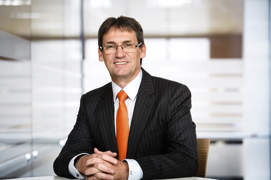 Gold Fields picks former Amplats boss Griffith as CEO