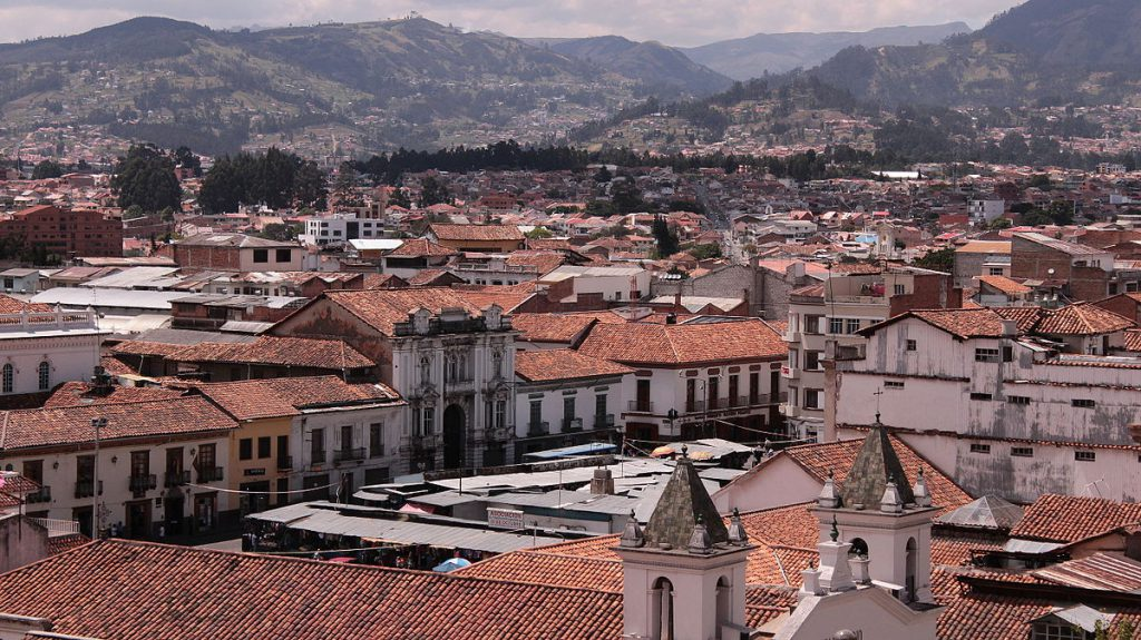 Voters backed prohibition on mining in Ecuador city of Cuenca