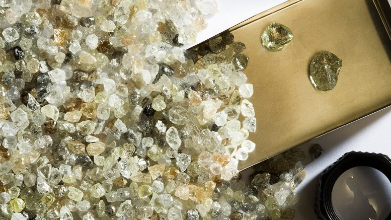 Star Diamond butts heads with Rio Tinto on diamond breakage study