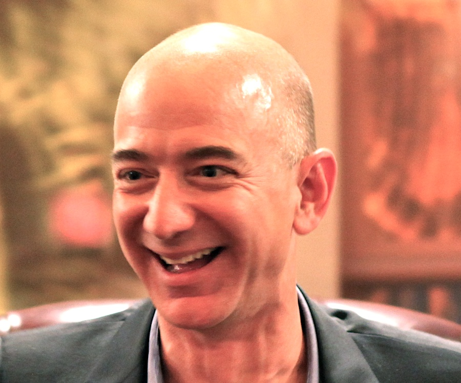 An unleashed Jeff Bezos will seek to shift space venture Blue Origin into hyperdrive
