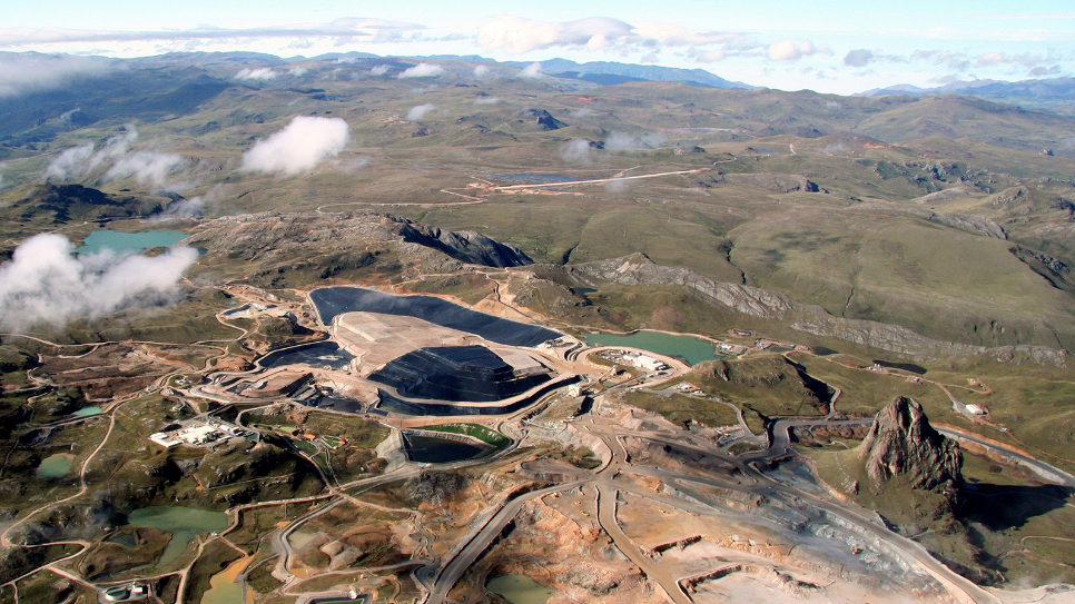 Barrick sells Lagunas Norte mine in Peru to Boroo