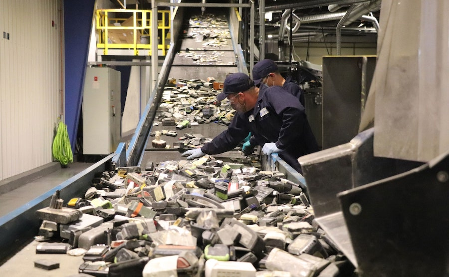 Marubeni-Retriev partner on battery recycling