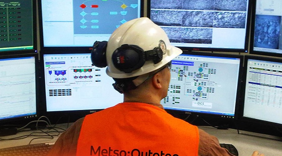 Metso Outotec to cut 80 white-collar positions in Sweden