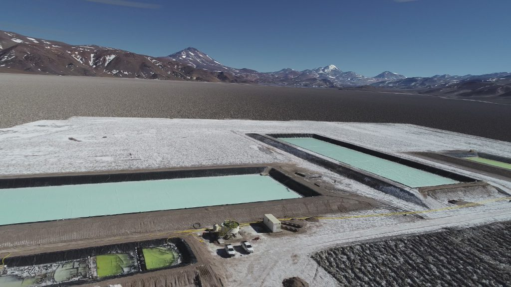 Lithium deal shows China's accelerating race for battery metals