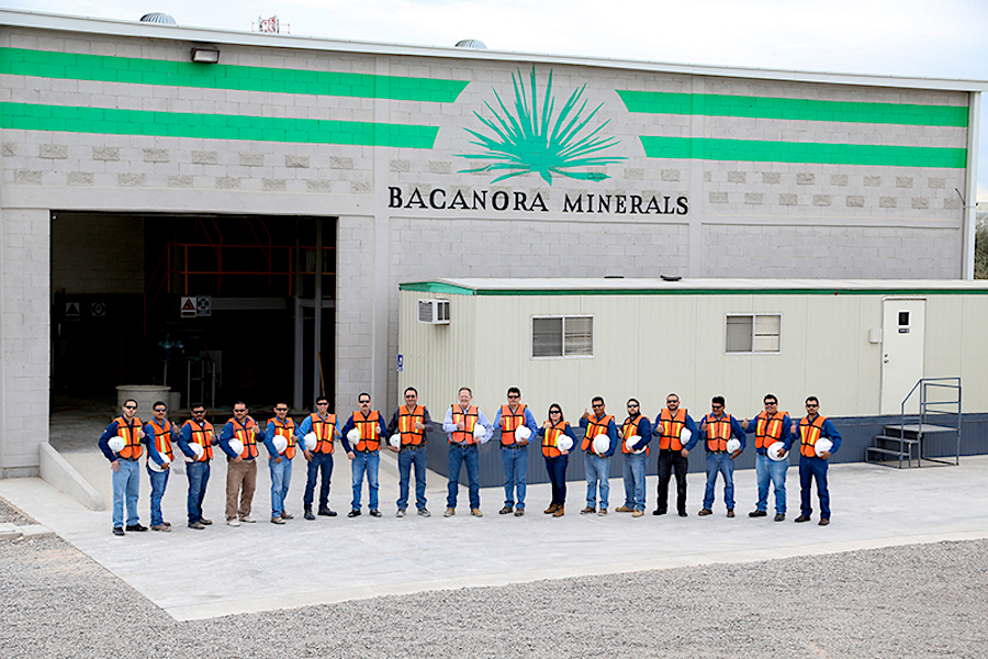 Bacanora Lithium kicks out work at Mexico project