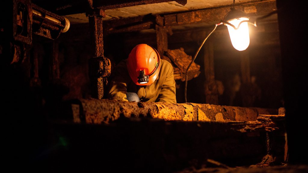 S.Africa says mine deaths rose 33% in the first half 2021