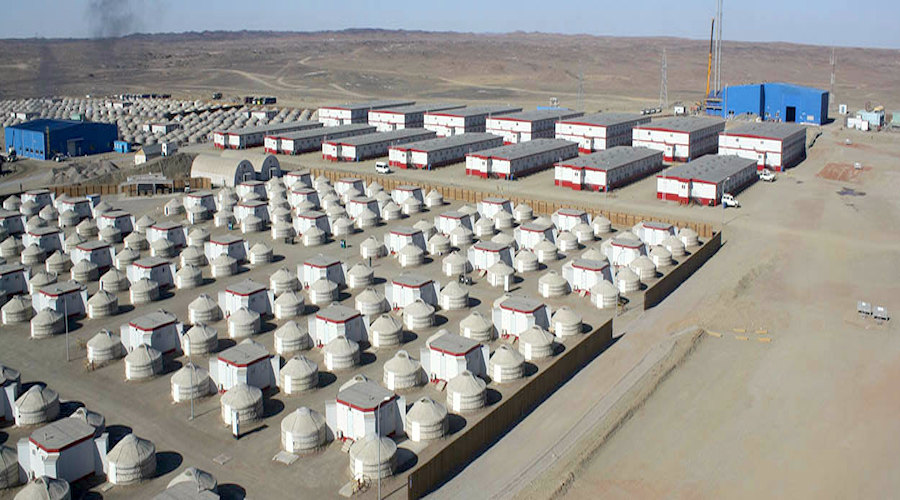 Turquoise Hill's profit surges over 33% on strong output